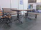 Опора стола металическая № 1 (1,5 м.), фото 2