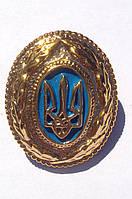Кокарда генеральская золото