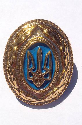 Кокарда генеральская золото, фото 2