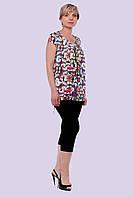 Модные летние костюмы для женщин туника и лосины