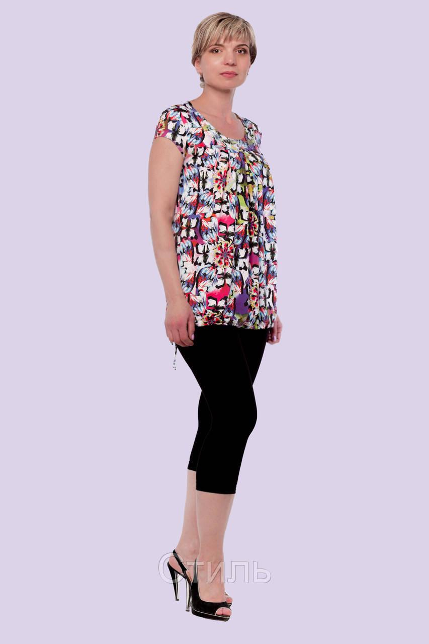 Женская летняя одежда больших размеров купить