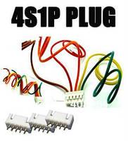 Кабель для imaxb6 переходник 4s1p connector plug балансировочный разьем