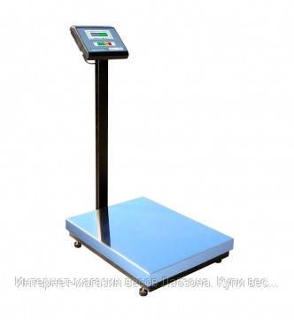 Весы платформенные ВН-150-1D-А (ЖКИ) (500х600) Поверка