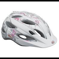 Велошлем женский Bell Strut белый/розовый Trance, Uni (50-57) (GT)