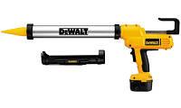 Пистолет для герметиков DeWalt DC542K