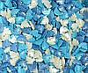 Голуби бело-голубые посыпка сахарная декоративная 40 гр