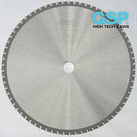 Пилы дисковые по металлу c HW напайками GSP Dry-Cut