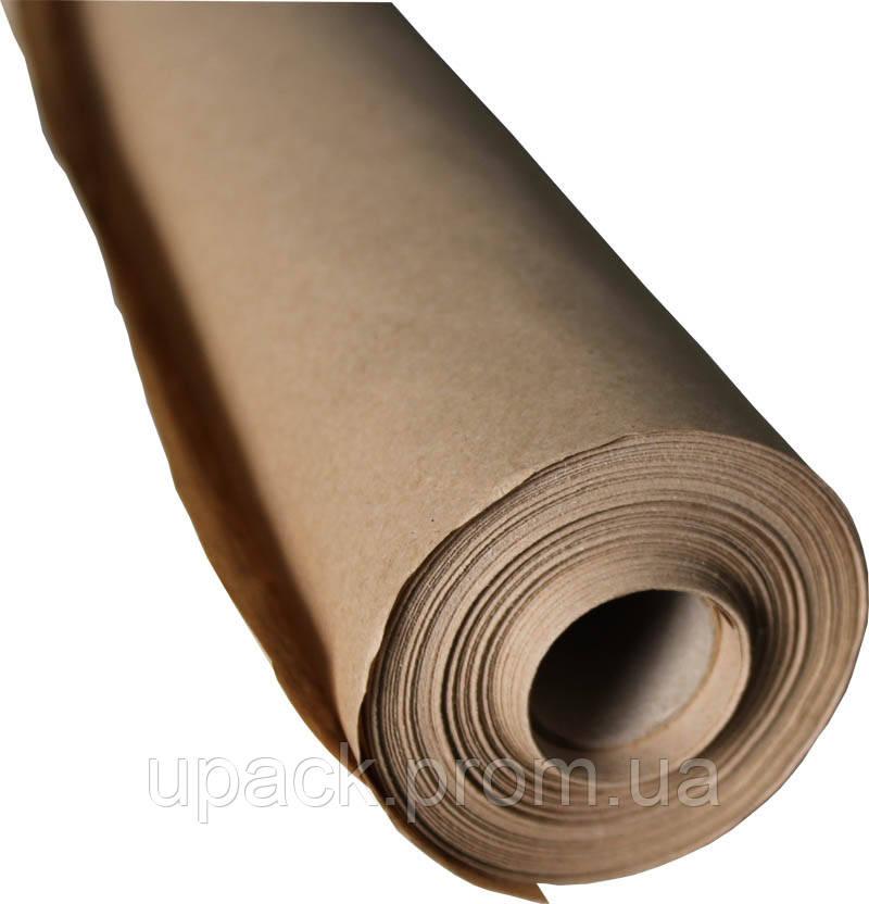 Упаковочная бумага, крафт (84 см.x100 м., 35 гр./м2) - УПАКОВОЧКА в Киеве