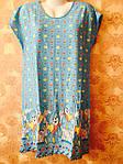 Туника-ночнушка женская, молодежная, фото 4