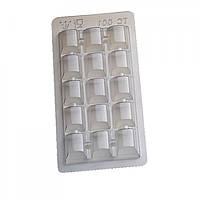 Пластиковая форма для шоколадной плитки Martellato