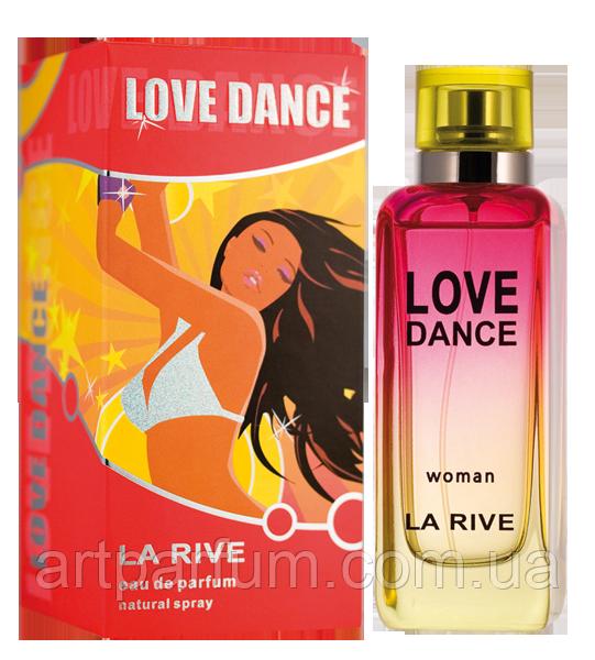 Туалетная вода для женщин La Rive Love Dance 90ml