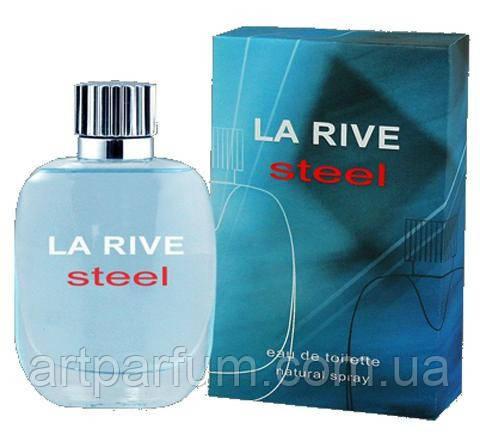 Туалетная вода для мужчин La Rive Steel 100ml