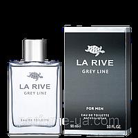 Туалетная вода для мужчин La Rive Grey Line 100ml