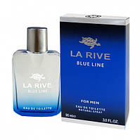 Туалетная вода для мужчин La Rive Blue Line 90ml