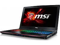 Ноутбук MSI GE62 6QD Apache Pro (GE626QD-013XPL)