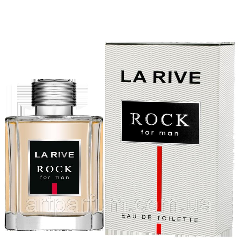 Туалетная вода для мужчин La Rive Rock Men 100ml