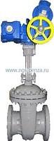 Задвижка стальная под электропривод или редуктор 30с941нж Ду400 Ру16