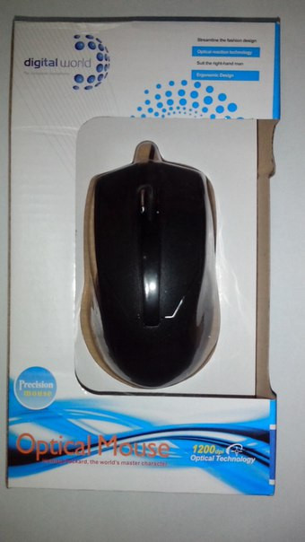 USB Мышь компьютерная проводная M03 #100274