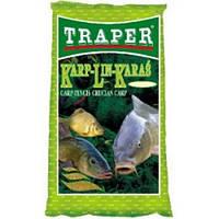 Прикормка Traper Карп-Линь-Карась 1,0 / 2,5 кг
