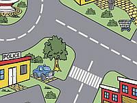 Детский линолеум IVC Bingo Traffic 50 (Дороги)