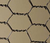 Сетка шестигранная крученая 25,4х1,2 оцинкованая цена