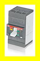 Автоматический выключатель корпусный серия Tmax T1B 160 TMD80-800 3p F FC Cu (1x70mm2)  ABB 80А 3-полюсный