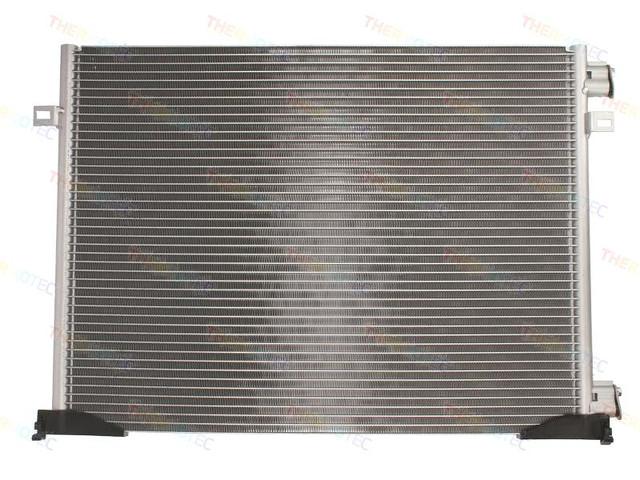 Радиатор кондиционера на Renault Trafic  2001->  1.9dCi  —  Termotec (Китай) - KTT110104