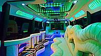 Аренда свадебных машин: Лимузин Арабского шейха - самый премиальный лимузин в Украине