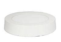 """Светодиодный светильник накладной для торгового зала 12W """"Круг"""" SN12CWR"""