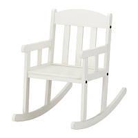 Кресло - качалка деревянное ручной работы