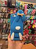 Чехол заяц Moschino для iPhone 6/6S, синий, фото 2