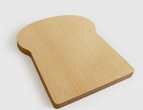 Доска кухонная деревянная ручной работы