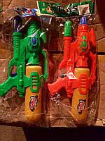 Пистолет водяной с насосом