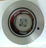 Демпфер (шкив) коленвала на двигатель Cummins 6BTA 5.9-C200 3918999