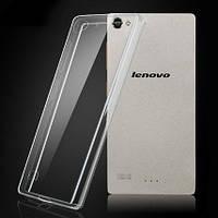 Чехол силиконовый Ультратонкий Epik для Lenovo Vibe X2 Прозрачный