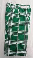 """Капри-шорты мужские """"Bug Jeans"""" (зеленый)"""