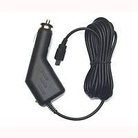 Автомобильное зарядное устройство для видеорегистратора (кабель 3 метра!)