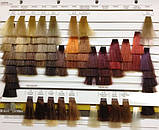 6,70 Темний блондин фиолетовий интенсивний, Barex Permesse Крем - фарба для волосся з маслом каріте 100 мл, фото 2