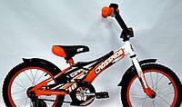 """Детский велосипед Crossride JET 16"""""""