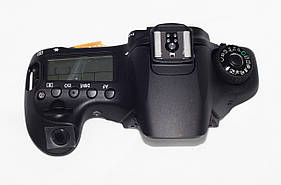 Верхняя часть корпуса фотокамеры Canon 60D с органами управления - НОВАЯ!