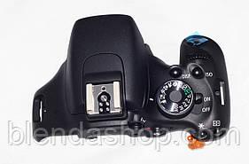 Верхняя часть корпуса фотокамеры Canon 600D с органами управления - НОВАЯ!