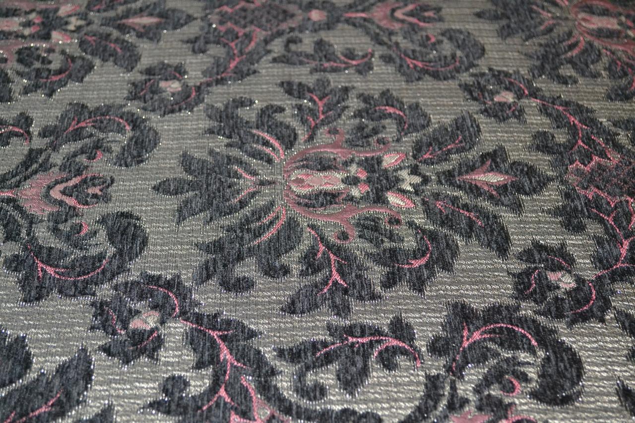 Мебельная ткань Acril 50% Сникер блек