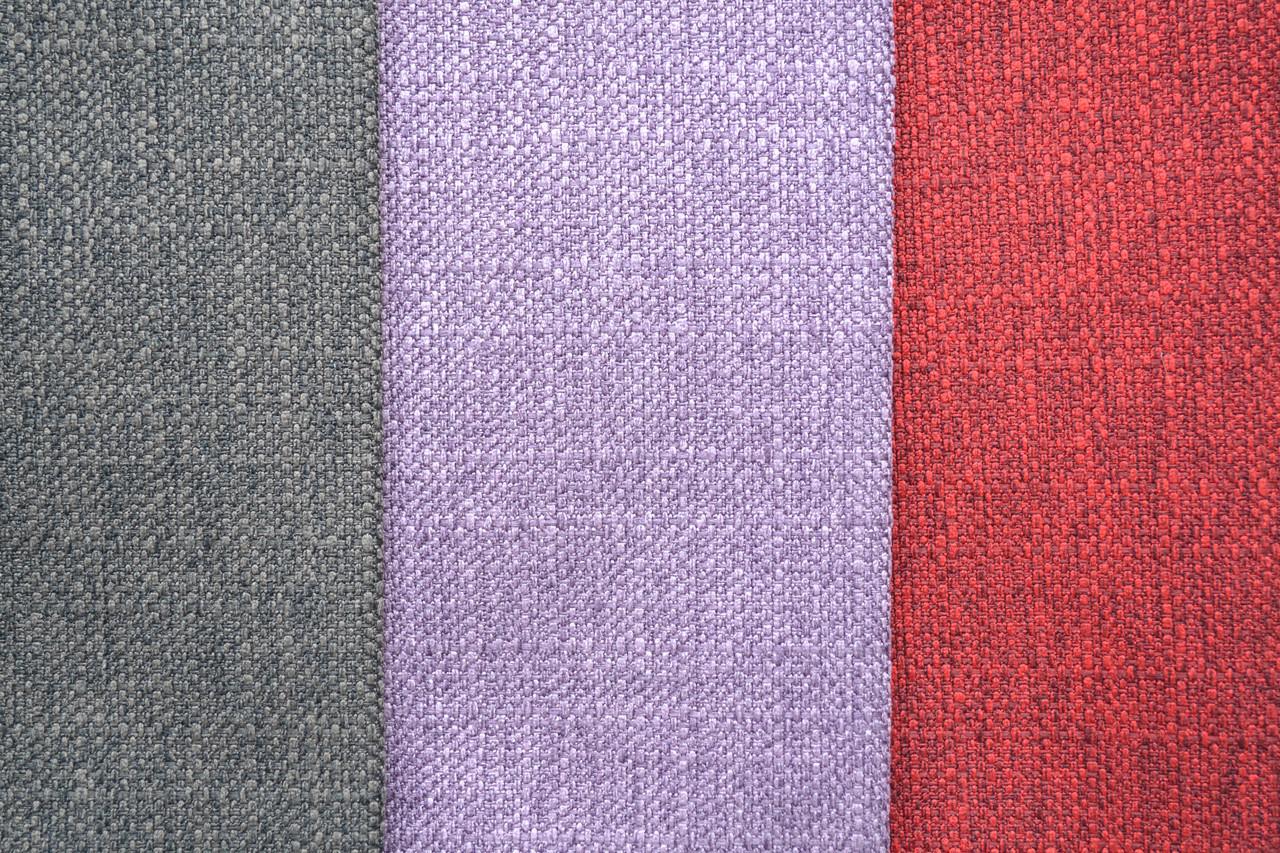 Обивочная однотонная рогожка ткань для мебели SX 48 (16A-move)