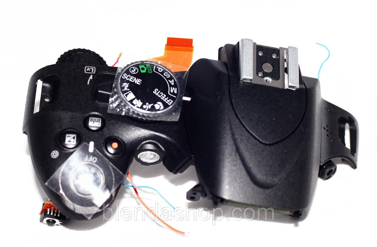 Верхняя часть корпуса фотокамеры NIKON D5100 с органами управления - НОВАЯ!