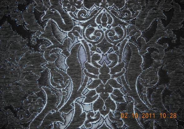 Меблева тканина Acril 50% Ібіца грей