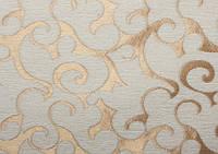 Мебельная ткань Acril 50% Флори ЛТ беж