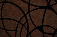 Мебельная ткань Миа браун