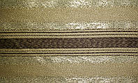 Мебельная ткань Ажур страйп браун