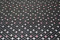 Мебельная ткань Acril 50% Сникер блек 2