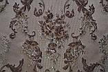 Красивая обивочная жаккардовая ткань на класическую мебель S 5997/9000, фото 2